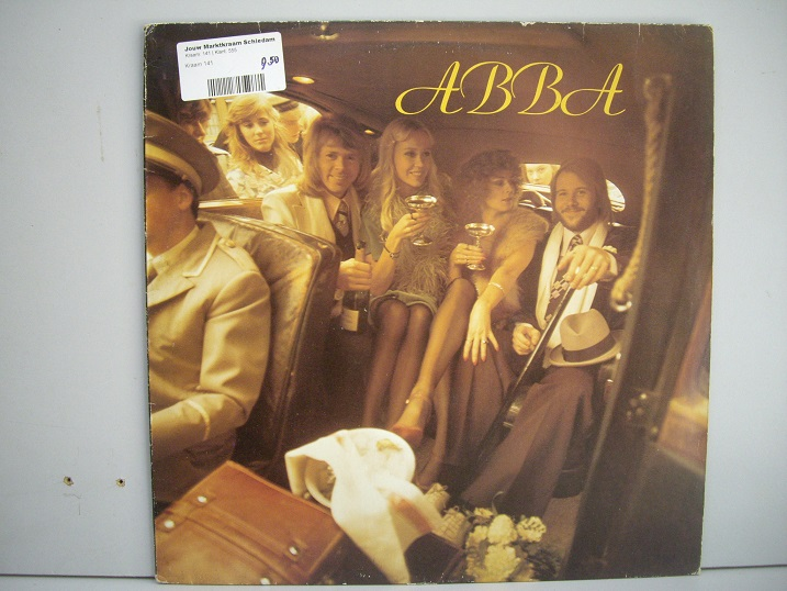 ABBA	ABBA	1975	Holland	nm-ex+	Цена 1200 р.