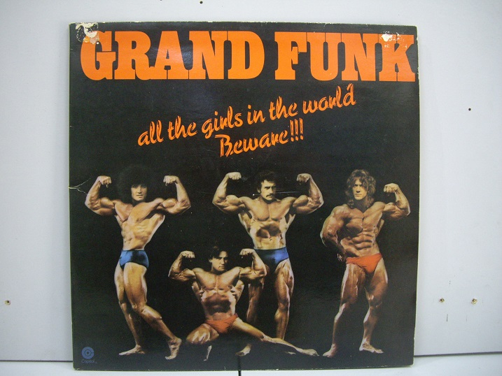 GRAND FUNK	All the Girls in the World Bewave!!!	1974	USA	ex+-ex+	Цена 1600 р.
