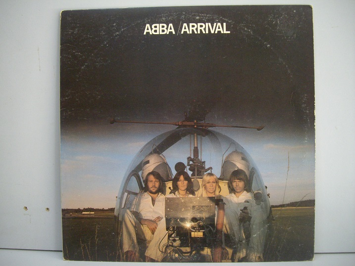 ABBA	Arrival	1976	Holland	nm-ex	Цена 1200 р.