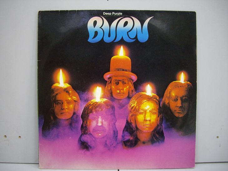 DEEP PURPLE	Burn	1974	Germany	nm-nm	Цена 1600  р.