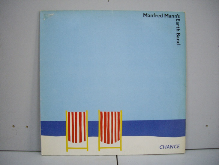 Manfred Mann's Earth Band 	Chance	1980	Germany	nm-ex	Цена 1600 р.