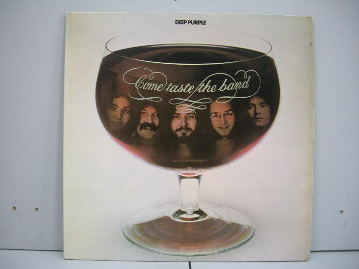 DEEP PURPLE	Come taste the band	1975	Holland	nm-ex+	Цена 1600 р.