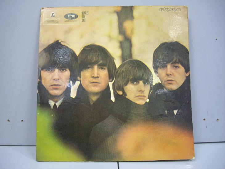 BEATLES THE	For Sale   выпуск 2009	1964	EU	m-m ЦЕНА 2000 р.