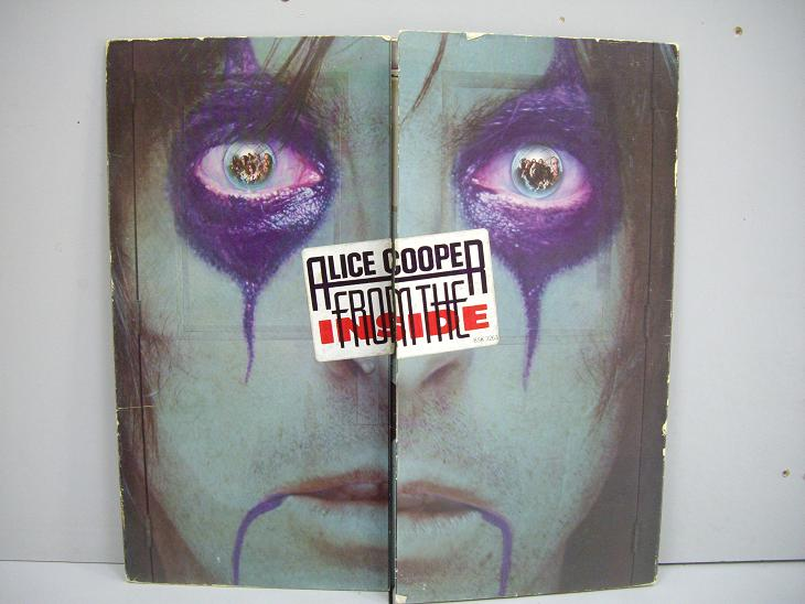 ALICE COOPER	From The Inside	1978	holland	nm-nm   ЦЕНА 1600 р.