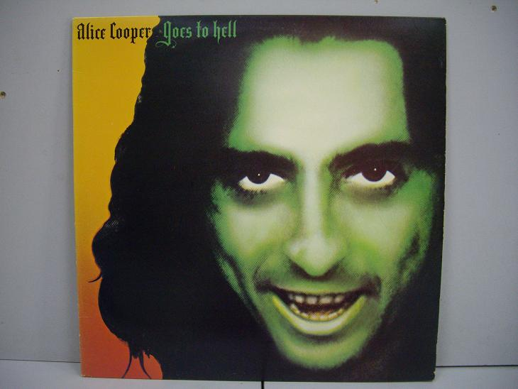 ALICE COOPER	Goes To Hell	1976	England	nm-ex-	Цена 2000 р.