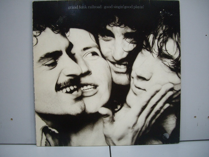 GRAND FUNK	Good Singin' Good Playin'	1976	Germany	nm-nm	Цена 1600  р.