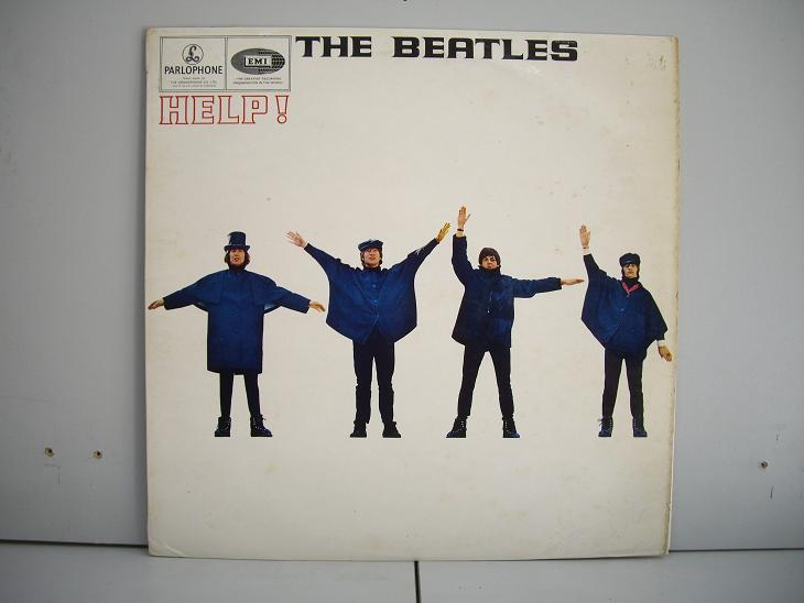 BEATLES THE	Help!   	1965	Holland	nm-nm-	Цена 2500 р.