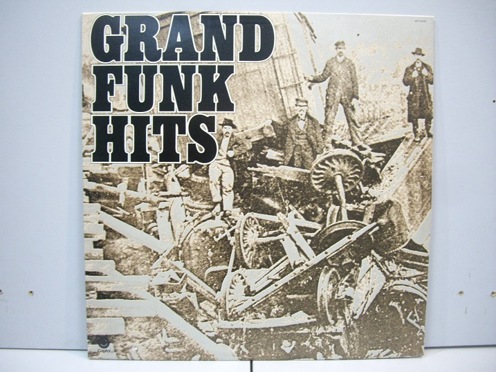 GRAND FUNK	Hits	1976	USA	nm-ex+	Цена 1600 р.