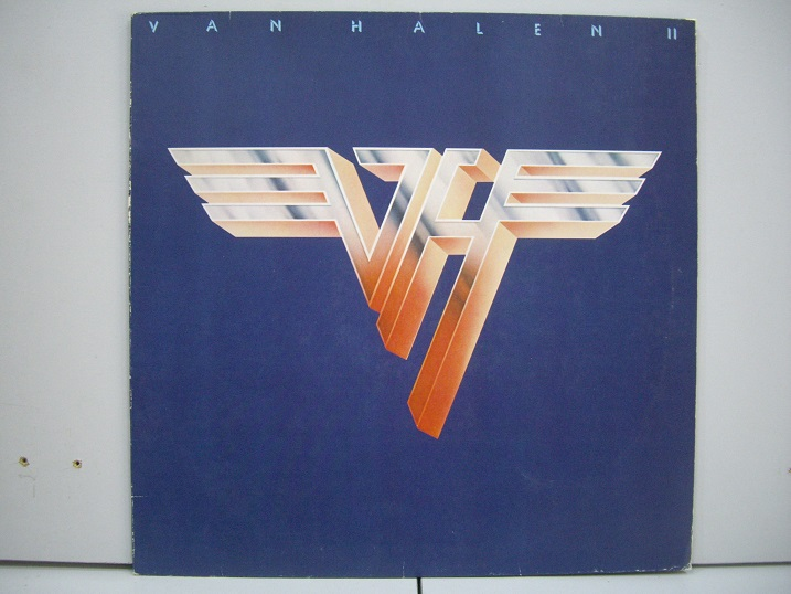 Van Halen 	II	1979	Germany	nm-ex+	Цена 1000  р.