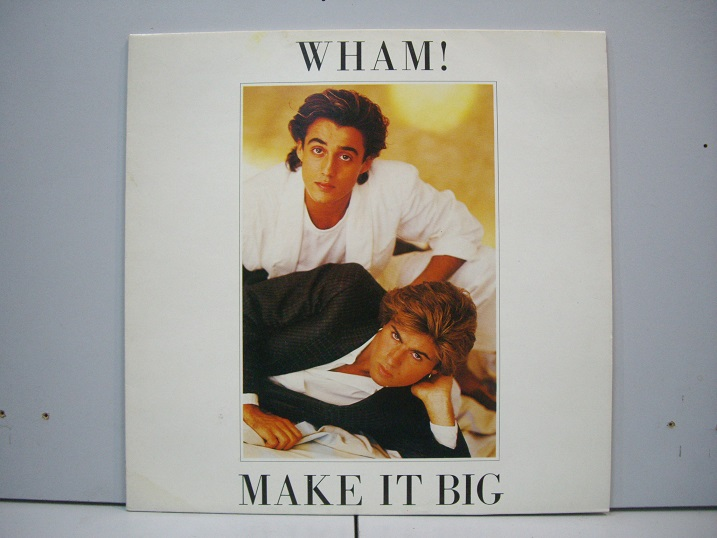 Wham!	Make it Big	1984	Holland	nm-nm	Цена 1000  р.