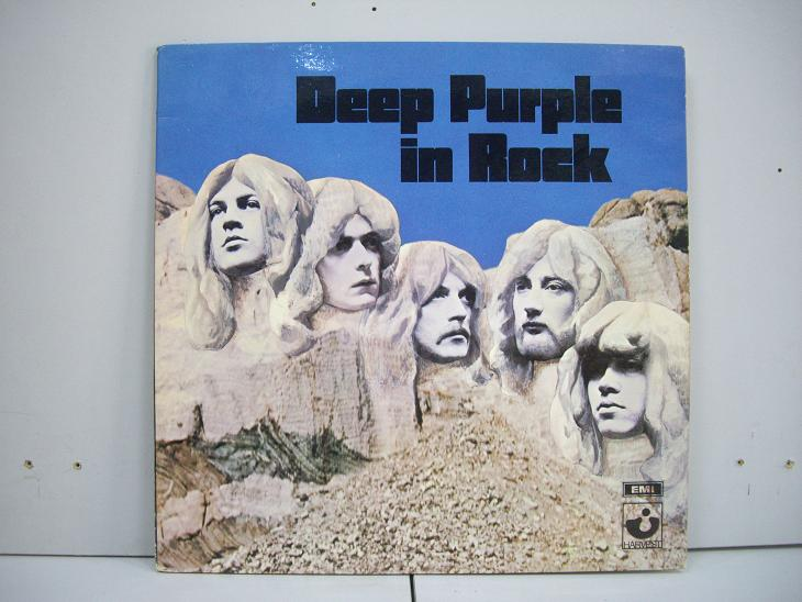 DEEP PURPLE	In rock	1970	England	nm-ex	Цена 2500 р.