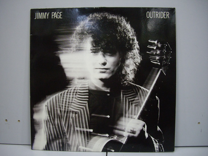 Jimmy Page	Outrider	1988	USA	nm-ex+	Цена 2500   р.
