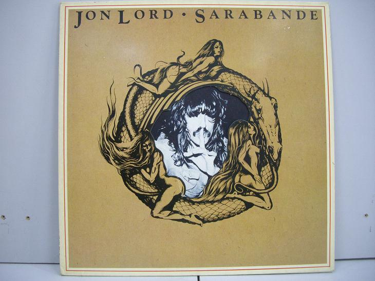 JOHN LORD	Sarabande	1976	Germany	nm-nm	Цена 1200 р.