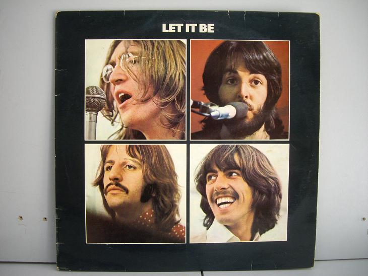 BEATLES THE	Let It Be 	1970	Holland	nm-ex	Цена 2000 р.