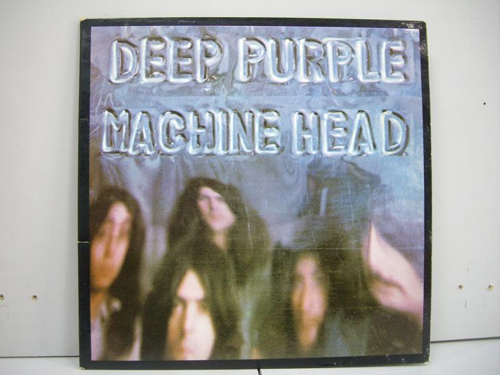 DEEP PURPLE	Machine Head	1972 France	nm-ex Цена 1600 р.