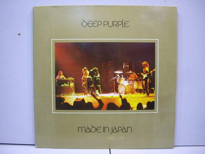 DEEP PURPLE	Made in Japan 2LP	1972	Holland	nm-ex+	Цена 3000 р.