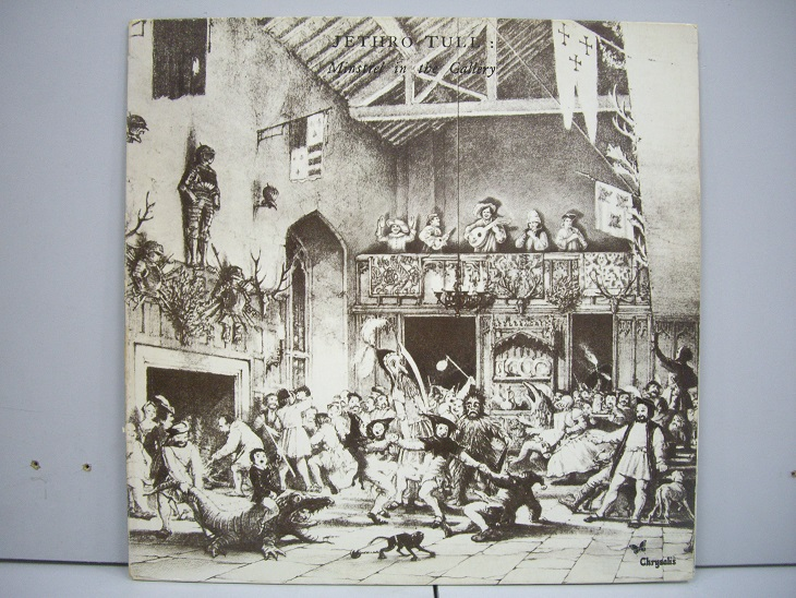 Jethro Tull 	Minstrel in the Gallery	1975	Holland	nm-ex+	Цена 1600 р.