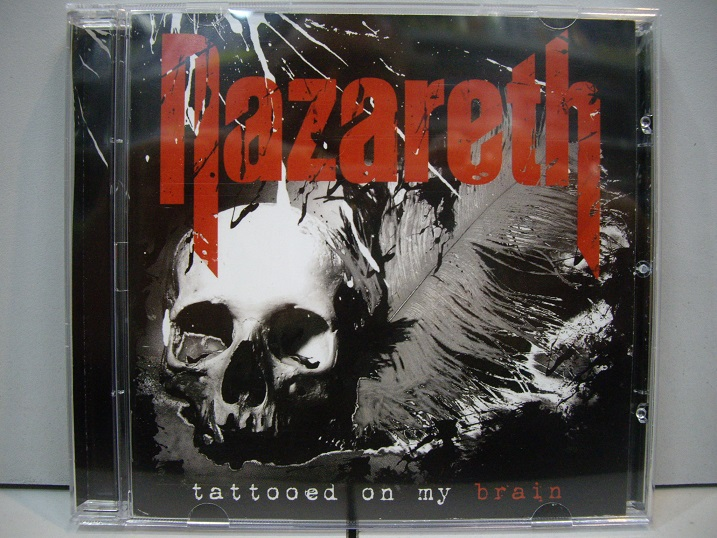 Nazareth	Tattooed on My Brain	2018		Цена	450	р.
