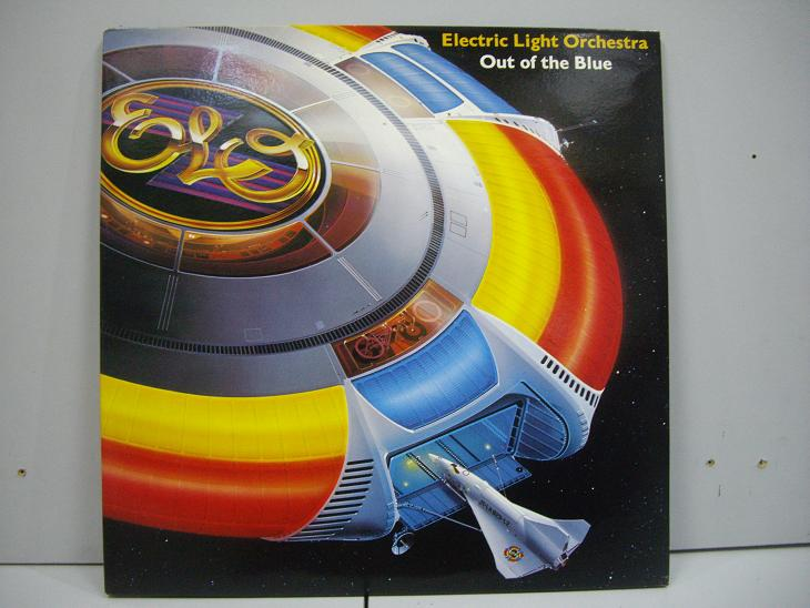 E.L.O. 	Out of the Blue 2LP	1977	Sweden	nm-ex	Цена 1300 р.