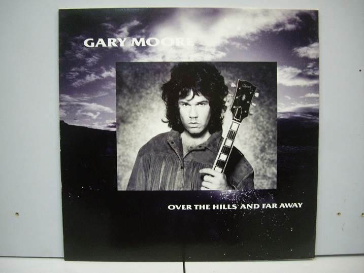 GARY MOORE	Over the Hills and Far Away	1986	Germany	nm-nm	Цена 1200  р.