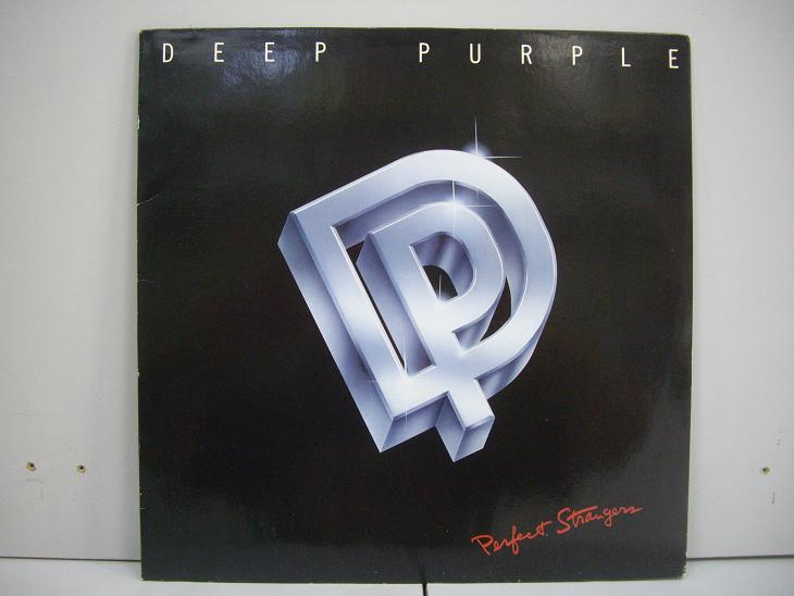 DEEP PURPLE	Perfect Strangers	1984	Germany	nm-ex+	Цена 1600 р.