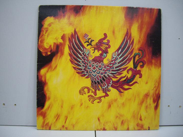 GRAND FUNK	Phoenix	1972	Holland	nm-ex+	Цена 1600 р.