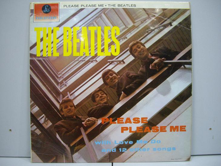BEATLES THE	Please Please Me	1963	Holland	nm-nm	Цена 2000 р.