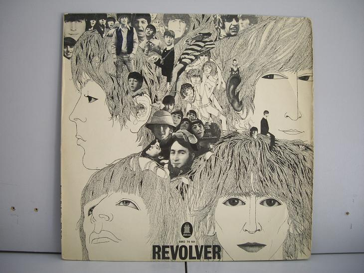 BEATLES THE	Revolver 	1966	Germany	nm-ex+	Цена 3000 р.