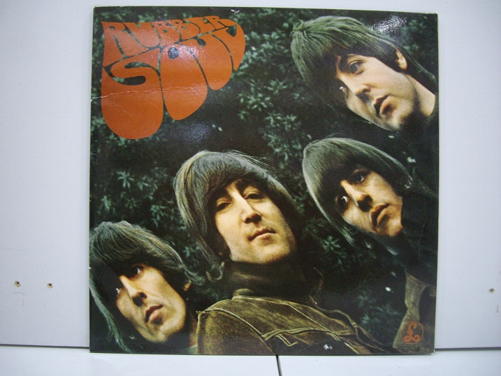 BEATLES THE	Rubber Soul выпуск 2012	1965	EU	nm-m	Цена 2000 р.