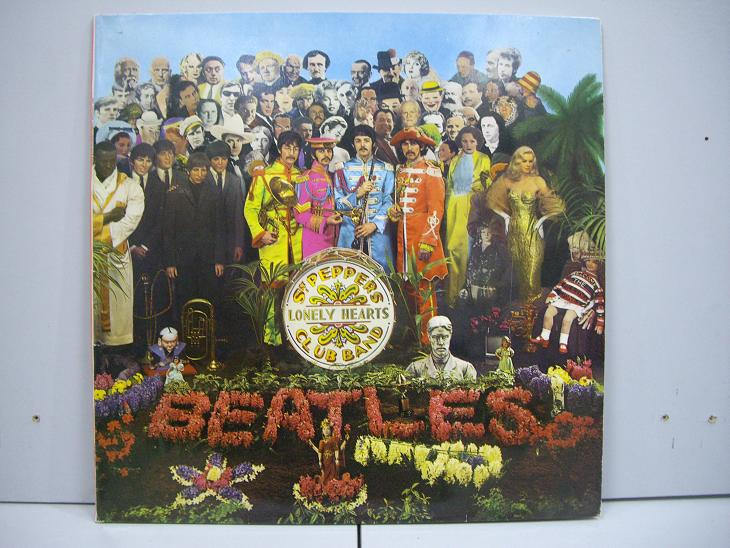 BEATLES THE	SGT. Peppers lonely hearts…	1967	Holland	nm-nm	ЦЕНА 2000 р.