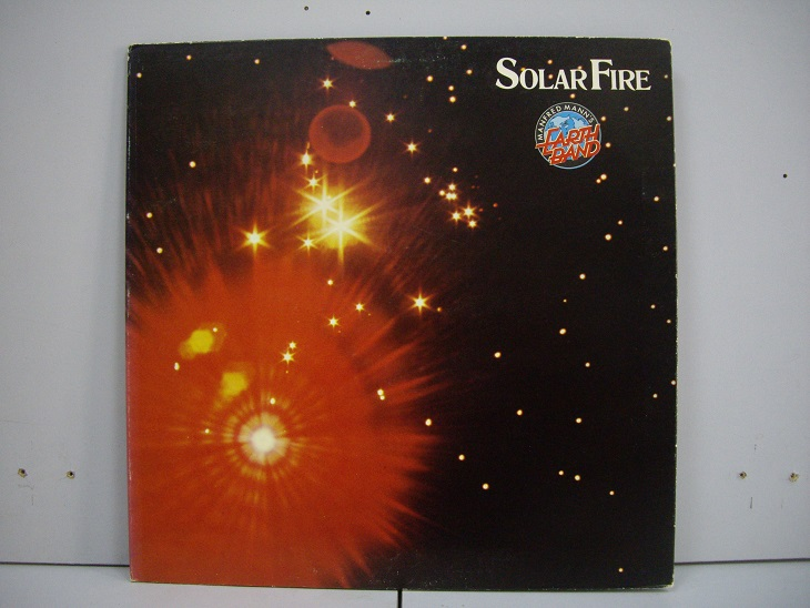Manfred Mann's Earth Band 	Solar Fire	1973	England	nm-ex+	Цена 1600 р.