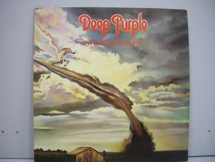 DEEP PURPLE	Stormbringer	1974	Holland	nm-ex+	Цена 1600  р.