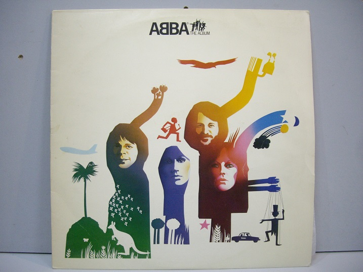 ABBA	The Album	1977	Germany	nm-ex+	Цена 1200 р.