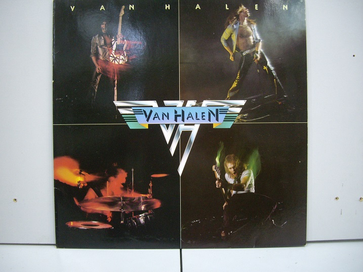 Van Halen 	Van Halen 	1977	Germany	nm-ex+	Цена 1000  р.