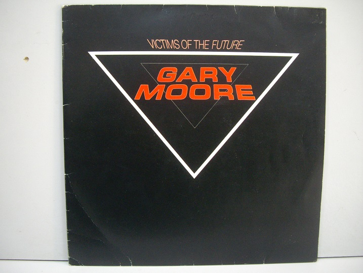 GARY MOORE	Victims of  the Future	1983	Germany	nm-ex	Цена 1200 р.
