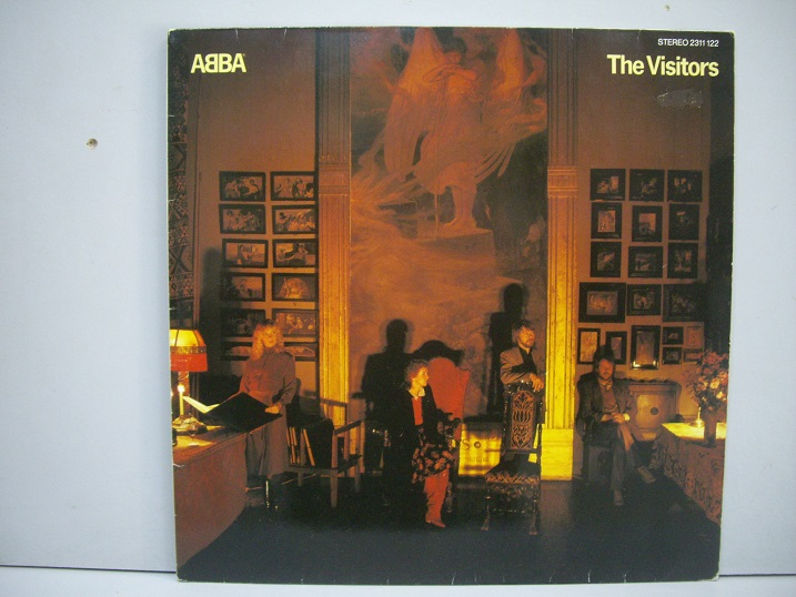 ABBA	The Visitors	1981	Germany	nm-ex+	Цена 1200  р.