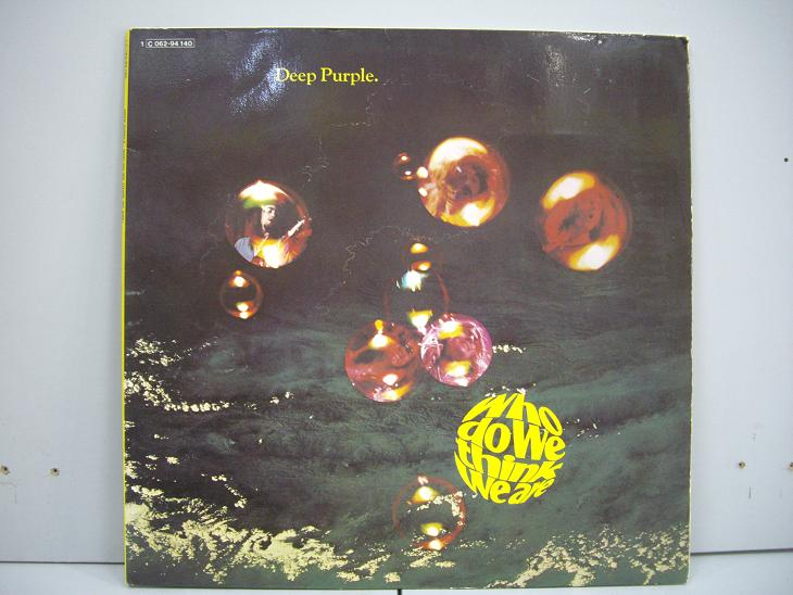 DEEP PURPLE	Who Do We Think We Are	1973	Holland	nm-ex+  Цена 1600 р.