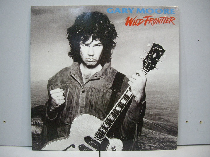 GARY MOORE	Wild Frontier	1987	Germany	nm-ex+ Цена	1200 р.