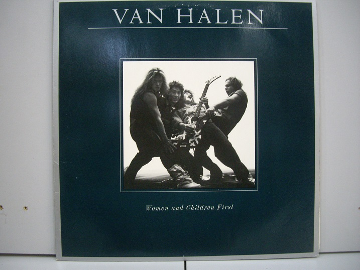 Van Halen 	Women and Children First	1980	Germany	nm-nm	Цена 1000 р.